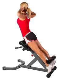 Titan Abs Back Hyper Extension Exercise Bench Roman Chair X Hyperextension Bench Reviews