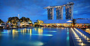 infinity pool singapore. The Fullerton Bay Hotel Rooftop Pool In Singapore Infinity