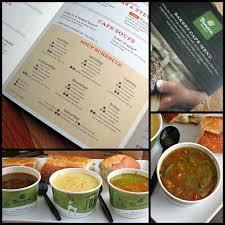 panera soup menu.  Soup Soupu0027s On At Panera Inside Panera Soup Menu I