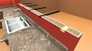 granite counter supports granite granite countertop supports granite countertop overhang support plywood