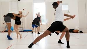 join studio wayne mcgregor for the inaugural summer programme in our new state of the art studios at here east in queen elizabeth olympic park