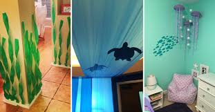 stunning under the sea decorating ideas