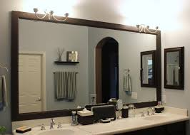 Diy mirror frame ideas Wooden Attractive Bathroom Mirror Frame Ideas Easy Diy Mirror Ideas Azurerealtygroup Attractive Bathroom Mirror Frame Ideas Easy Diy Mirror Ideas