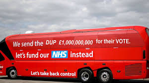 Image result for DUP under a bus