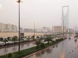 شاهد.. هطول أمطار غزيرة على الرياض صباح اليوم   صحيفة تواصل الالكترونية