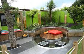 Small Picture Backyard Garden Design Ideas Home Design