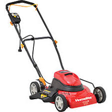homelite 18 inch corded 2 in 1 electric lawn mower the home 18 inch corded 2 in 1 electric lawn mower