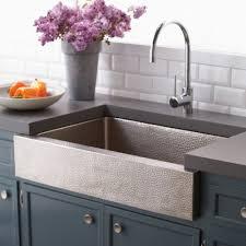 Kitchen  Glamorous Black Farmhouse Kitchen Sinks Stainless Steel Barn Style Kitchen Sinks