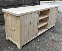 Image 0 Rustic Entertainment Center27