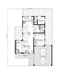 plans two story house designs are best fitted for narrow lots is 4 bedroom design