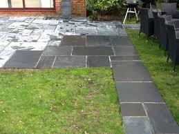 slate patio tiles e sealing slate patio tiles