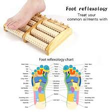 Amazon Com Dual Foot Massager Roller Relieve Plantar