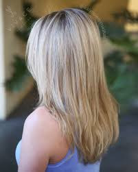 Blonde And Beautiful Highlight Color Blend