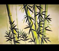 feng shui art for office. Chinese Bamboo Painting, Paintings For Home And Office Feng Shui Decor. Original Hand Painted Oil On Canvas. Art