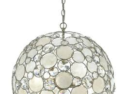 george ii faceted chandelier chandeliers design awesome visual comfort large round full size of light engaging lighting setup