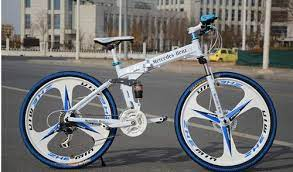 No other car stands for. White Mercedes Folding Cycle Size 26 Inches Rs 15500 Piece Gapuchee Id 18161067533