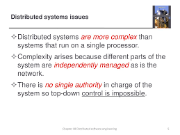 Distributed Systems Concepts And Design Fifth Edition Ppt Chapter 18 Distributed Software Engineering