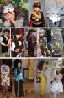 Как сделать костюм из ниток