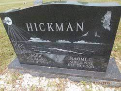 Jack Hickman (1932-2011) - Find A Grave Memorial