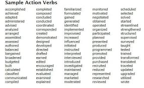 Action Verb Resume Russiandreams Magnificent Verbs For Resume
