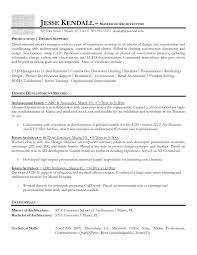 Software Architect Resume Examples Simple Architect Resume Samples