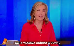 Barbara Palombelli e la frase choc sul femminicidio, la conduttrice di Forum  precisa: