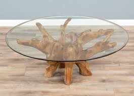 attractive teak root coffee table of full size of table root furniture tree wood