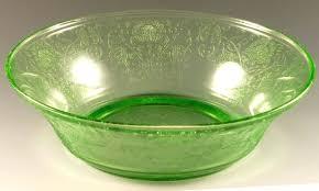 green depression glass 2 poppy green depression glass big bowl forest green depression glass pitcher
