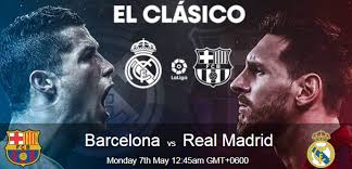 barcelona vs real madrid futbol la liga