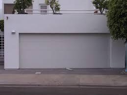 flat panel garage door70 best Garage Doors images on Pinterest  Modern garage doors