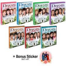 Designing Women Complete Series On Dvd Amazon Com Designing Women Complete Tv Series Seasons 1 7