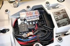 rigid d lights and fuse box install on rgsa adventure