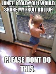 Baby Meme -- Whoever Smelt It - iVillage | Baby Memes | Pinterest ... via Relatably.com