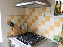 tile paint kitchen. Wonderful Paint The Kitchen Tiles Were A Particular Sticking Point For Both Of Us We  Not Keen On The Colours At All Despite Being Yellow They Just Felt Very Old  To Tile Paint Kitchen N