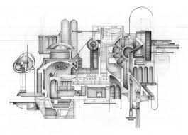 architectural drawings. Drawing Architecture Architectural Drawings