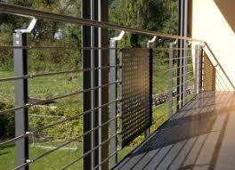 Barandilla De Aluminio  Con Paneles De Vidrio  Con Barrotes  De Barandillas De Aluminio Para Exterior
