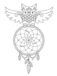 Small Picture Kids n funcom 16 coloring pages of Dreamcatchers