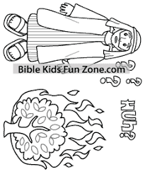 Small Picture Moses Bible Lessons Crafts Activities and Printables for