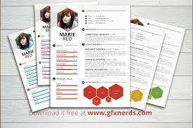free resume template design resume templates photoshop unique resume template psd best 30 best