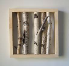 square natural white colour organic wall art forest birch branch log hanging modern rustic decoration bark on natural wall art ideas with wall art charming ideas about organic wall art large organic wall