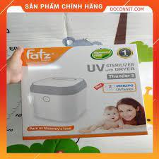 MÁY TIỆT TRÙNG SẤY KHÔ UV - THUNDER 3 CHÍNH HÃNG FATZ BABY - FB4713TN