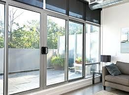 sliding glass door parts miami repair fl impact resistant doors lakes garage