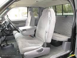 2001 Dodge Ram 1500 SLT Club Cab 4x4 Front Seat Photo #77505770 ...
