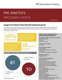 University Of Southern California Intl Academy Pre