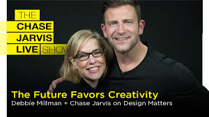 Design Matters Photography Chase Jarvis And Debbie Millman On Design Matters Chase