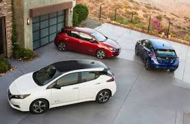 2018 nissan leaf. plain leaf nissan unveiled its new 2018 allelectric leaf at a special event on  tuesday and the muchanticipated successor to one of earliest production evs had  in nissan leaf h