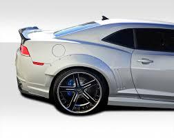 2010-2015 Chevrolet Camaro Duraflex Wide Body GT Concept Rear Fender
