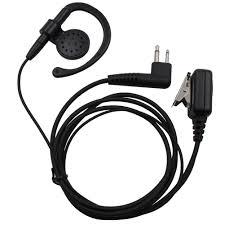 motorola earpiece. amazon.com: tenq 2-pin ear-clip earpiece headset for motorola two way radio cls1110 cls1410 cls1413 cls1450 cls1450c etc: gps \u0026 navigation u
