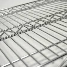 chrome wire storage shelving units 24 inches deep