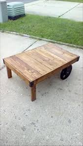 Coffee Table Interesting Pallet Coffee Table Plans Beautiful Pallet Coffee Table On Wheels